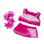 teddy cheerleader