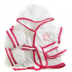 teddy princess bathrobe