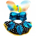 polka dot butterfly