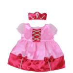 pink teddy princess