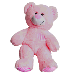 pinky patch bear