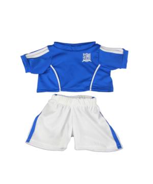 soccer teddy