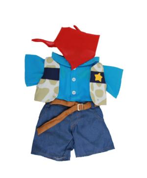 cowboy teddy