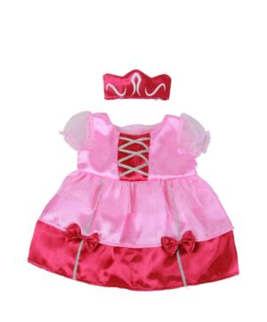 pink teddy princess 10