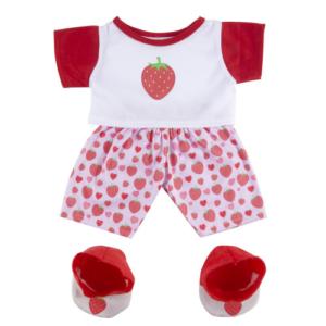 strawberry pj