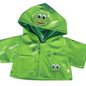 frog raincoat
